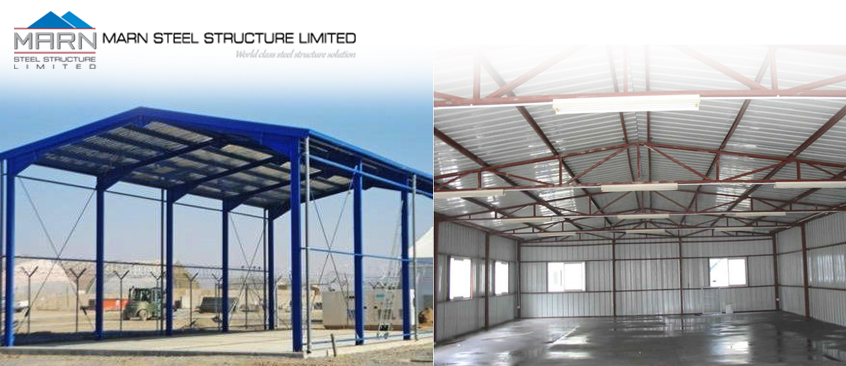 prefabricated company in Bangladesh - Marn Steel Structure Ltd.